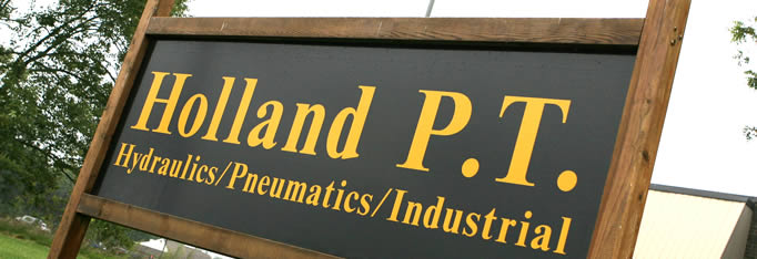 Holland P.T. - Hydraulcs, Pneumatics & Industrial