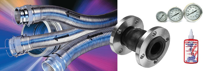 Industrial Hoses & Fittings